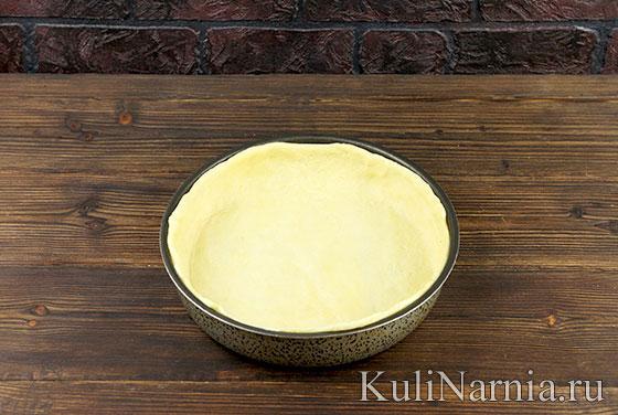 Рецепт пирога со шпинатом с фото