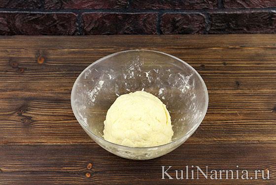 Тесто для пирога со шпинатом