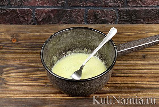 Крем для печенья рецепт