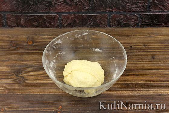 Пирог с фаршем рецепт
