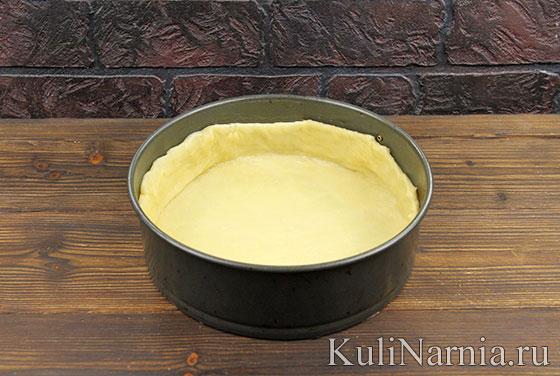 Рецепт пирога с фаршем