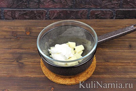 Глазурь для кекса рецепт
