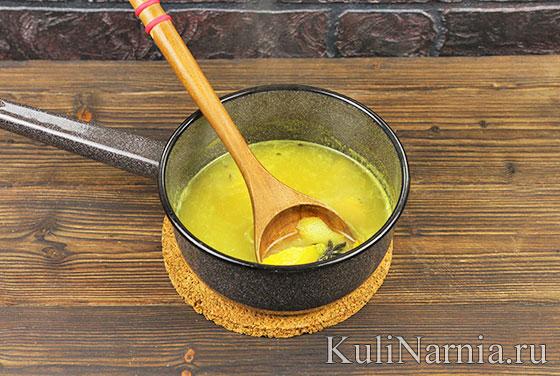 Как готовить апельсиновый напиток