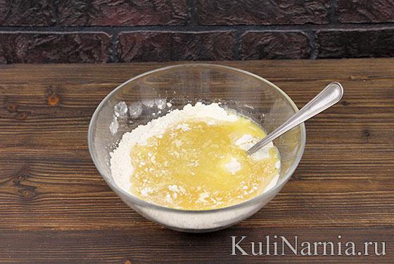 Кекс медовый рецепт