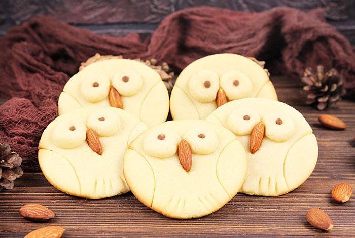 Печенье совы