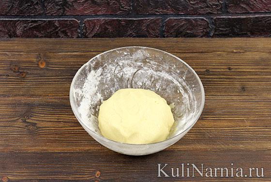 Рецепт печенья сова с фото