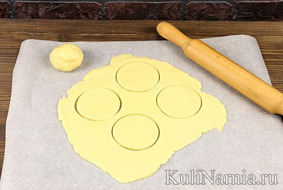 Рецепт печенья сова