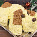 Торт «Собака»