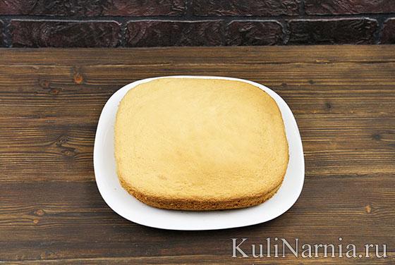 Бисквит для торта Подарочный