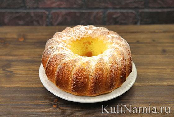 Как готовить мандариновый кекс