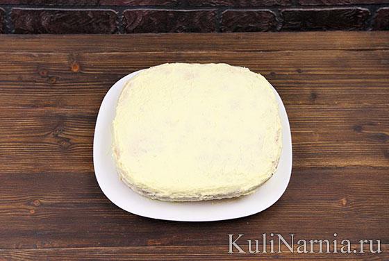 Как готовить торт Подарочный