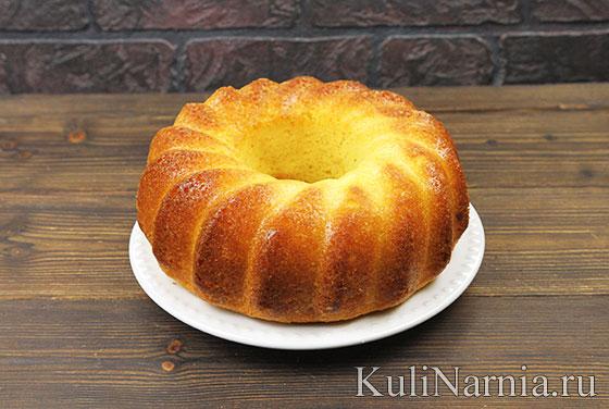 Как приготовить мандариновый кекс