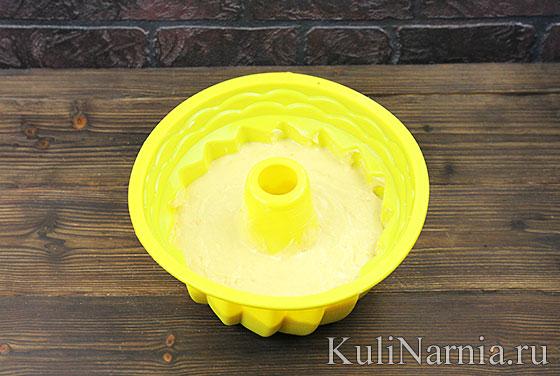 Мандариновый кекс с фото