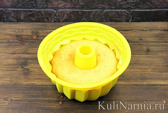 Мандариновый кекс в духовке