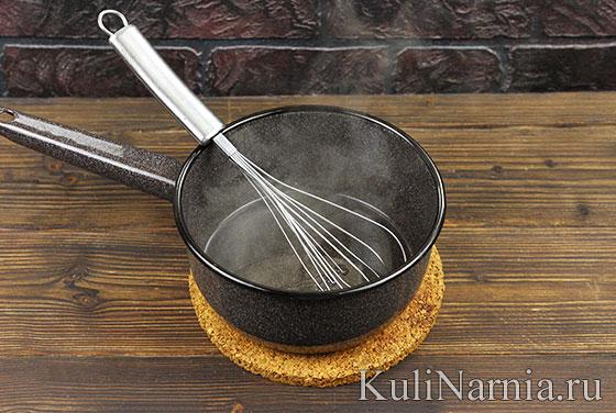 Торт Подарочный пошагово рецепт