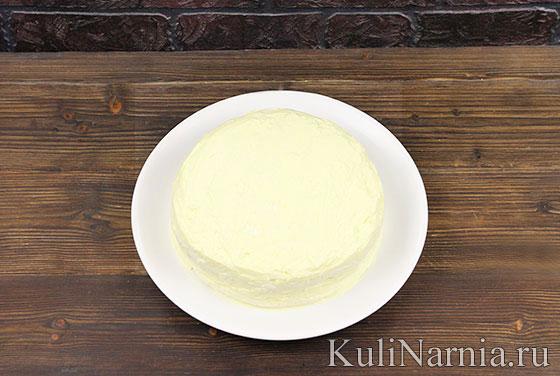 Как готовить торт Полет