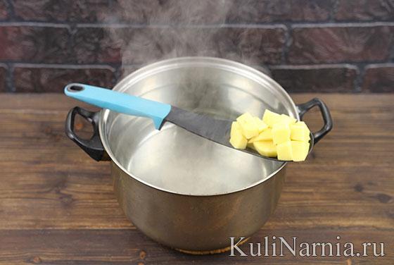 Как приготовить постный борщ с грибами