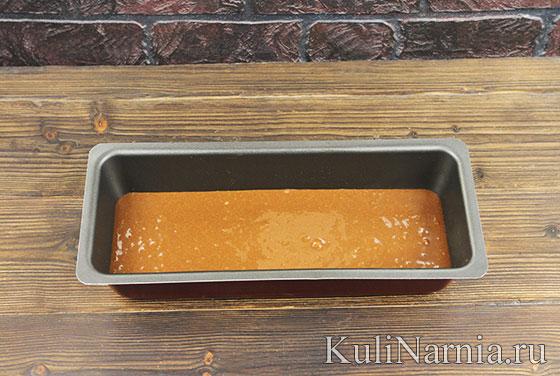 Пирожное Ночка в духовке рецепт
