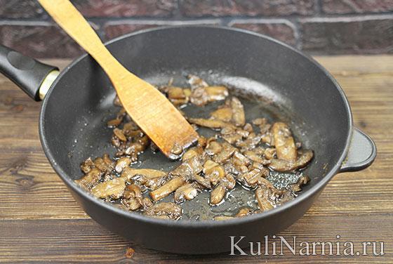 Постный борщ с грибами рецепт с фото