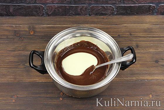 Шоколадная паста Нутелла рецепт