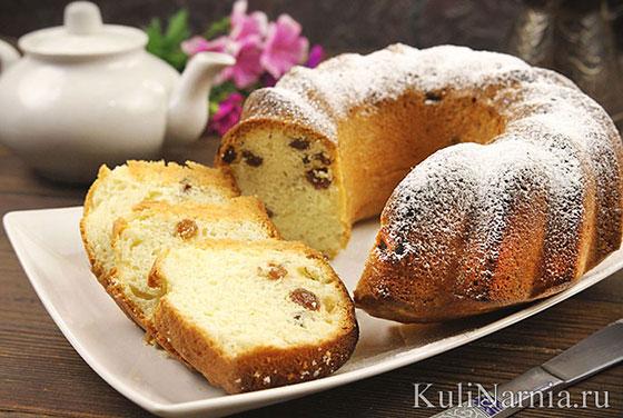 Эстонский кекс