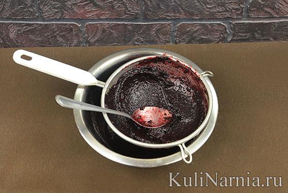 Как готовить черничный чизкейк