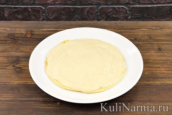 Как приготовить торт Наполеон со сгущенкой