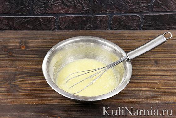 Крем для торта Мимоза рецепт