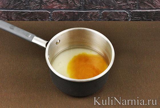 Медовая коврижка рецепт с фото