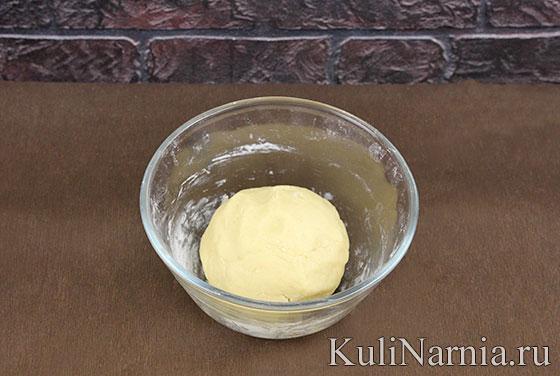 Медовое печенье с фото