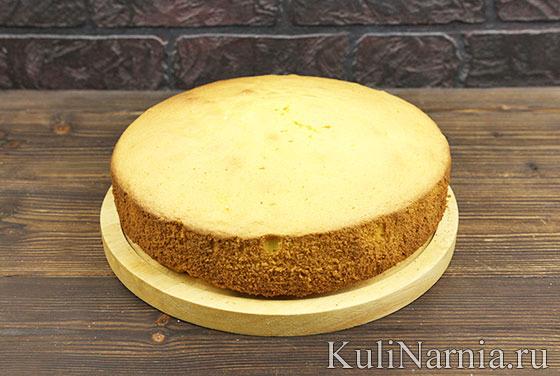 Мимоза торт рецепт с фото