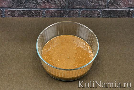 Рецепт медовой коврижки пошагово