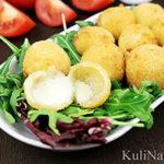 Сырные шарики — 2 рецепта