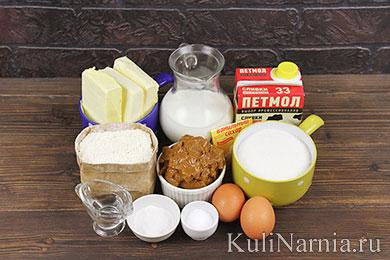 Торт Наполеон в домашних условиях рецепт