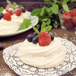 Десерт «Павлова»