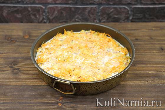Как готовить рыбу с морковью и луком