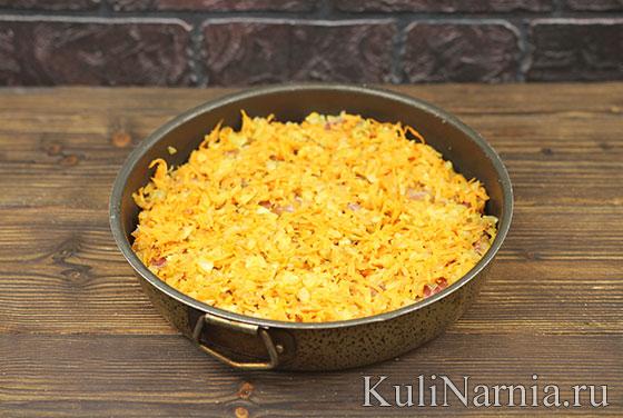 Как приготовить рыбу с морковью и луком
