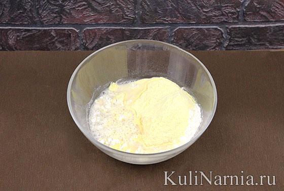 Кукурузная тортилья рецепт с фото