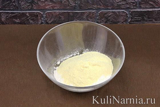 Кукурузная тортилья рецепт