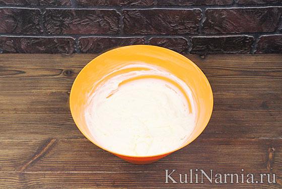 Рецепт торта Пломбир пошагово