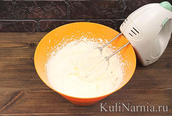 Рецепт торта Пломбир с фото