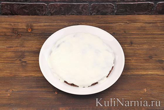 Черемуховый торт с фото
