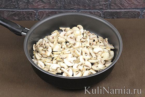 Кесадилья с грибами рецепт с фото