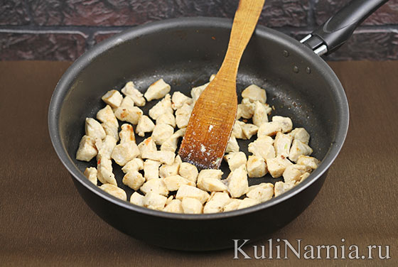 Кесадилья с курицей рецепт с фото