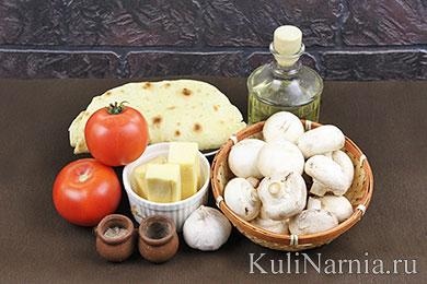 Кесадилья с сыром рецепт