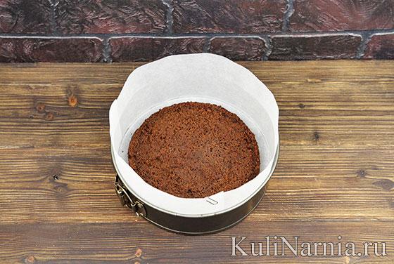 Торт клубничный муссовый рецепт