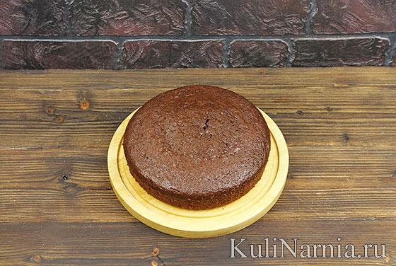 Торт клубничный муссовый с фото