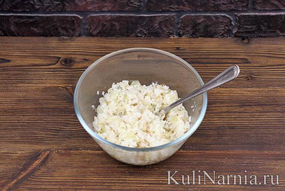 Как готовить пирог с рисом и рыбой