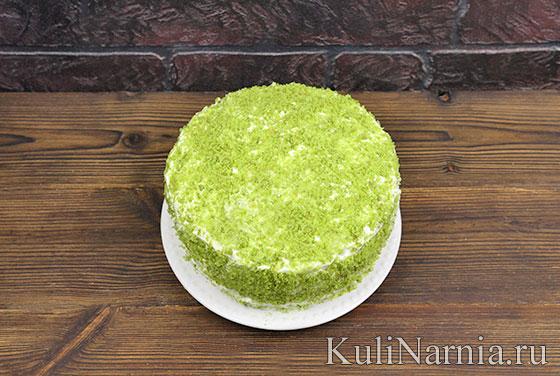 Как приготовить шпинатный торт