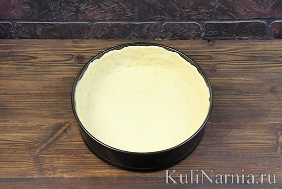 Рецепт пирога с рыбой и рисом